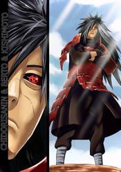 Naruto 559 Edo Madara by Plaitum