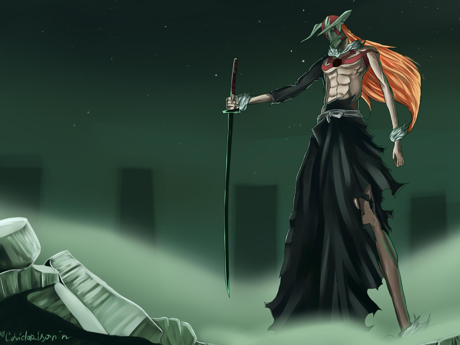 Ichigo Vasto Lorde by Plaitum