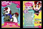 Blackjack Trading Card