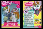 Littlepip Trading Card