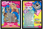 Homage Trading Card