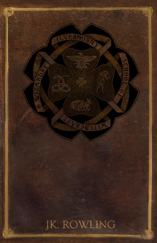 Ilvermorny Book Cover By RinMitzuki