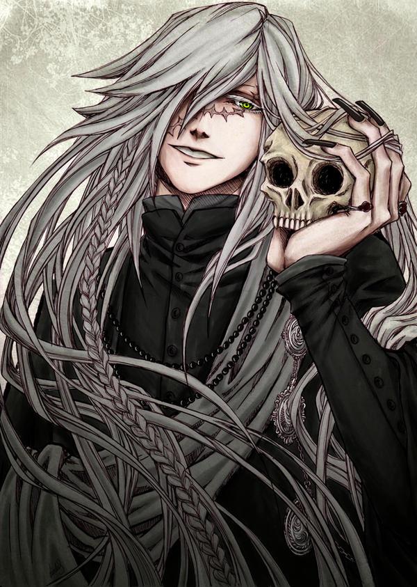 Undertaker by MizuSasori