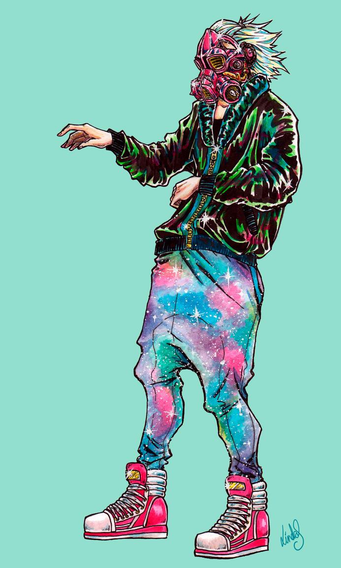 YO YO YO HEY MAN by MizuSasori