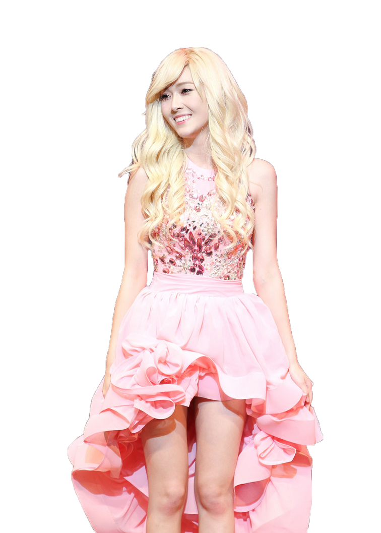 Snsd Jessica Legally Blonde Png By Flamingpearlforever On