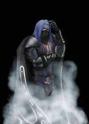 CoH - Smoke Banshee by thedarkcloak