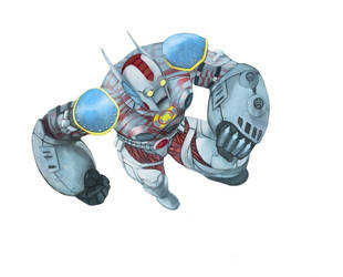 CoH - Atomic Knight by thedarkcloak