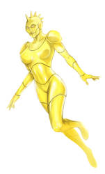 CoH - L - Golden Ingot by thedarkcloak