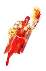 CoH - L - Flame Force by thedarkcloak