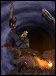 Ash - detail by thedarkcloak
