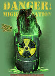 Radioactive Goo Zombie by thedarkcloak
