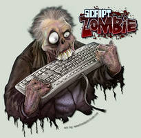 Script Zombie by thedarkcloak