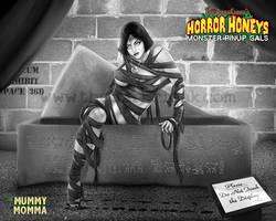 MPUG - The Mummy Momma by thedarkcloak