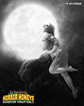 MPUG - The Wolfwoman