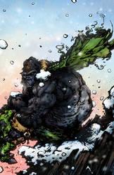 GoGo Gorilla TK Collab by thedarkcloak