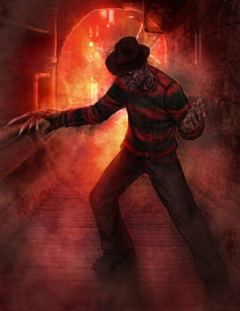Horror Legends- Freddy Krueger