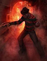 Horror Legends- Freddy Krueger by thedarkcloak