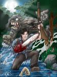 Evil Dead Ash collab w Drew