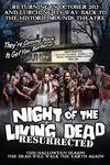 Night of the Living Dead - Resurrected Poster