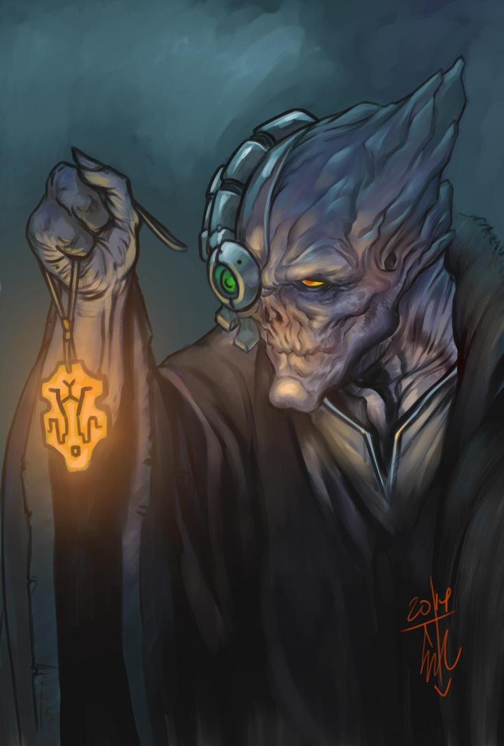 This Talisman by thedarkcloak