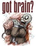 HEY Got brain?