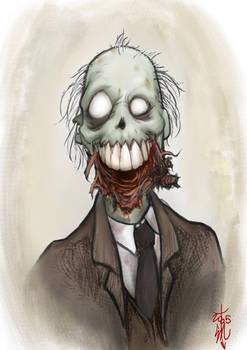 Uncle Wilbur Zombie