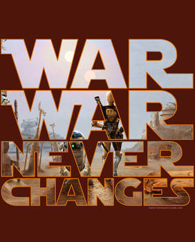 Fallout Wars - War Never Changes