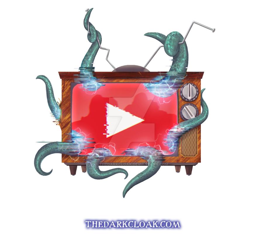 YouTentacleTube by thedarkcloak