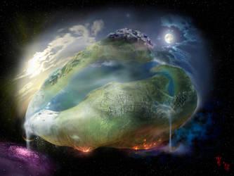 Heartworld by thedarkcloak