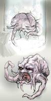 Krang the Brain - sketchee