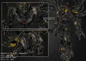 Omegadeth by badzter09