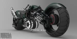 Mirage Bike 2 (WIP) by badzter09