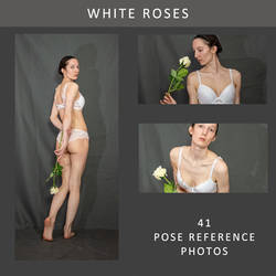 Preview: White Roses pack