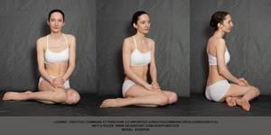 Sitting #017 (pose reference)