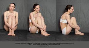 Sitting #019 (pose reference)