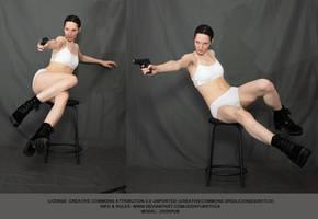 Gun #011 (pose reference)