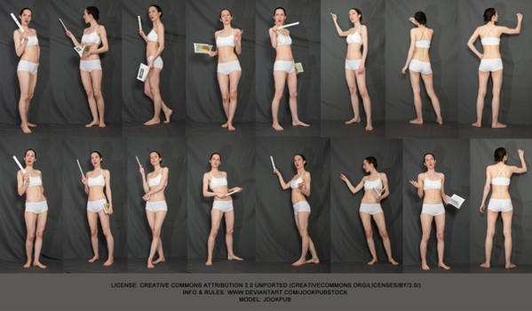 Teacher Pose Pack (pose reference)