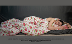 Sleeping #001 (pose reference)