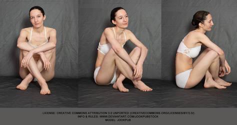 Sitting #020 (pose reference)