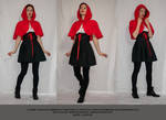 Red Riding Hood #007 (pose reference)