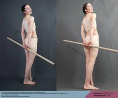 Stick/Wand #011 (pose reference)