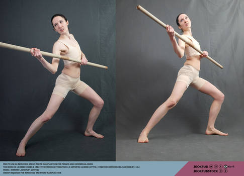 Stick/Wand #012 (pose reference)