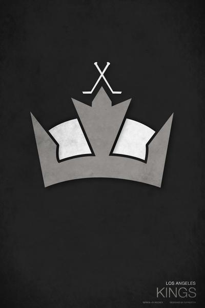 Any fan created alternate logos hockey for King s fish house anaheim