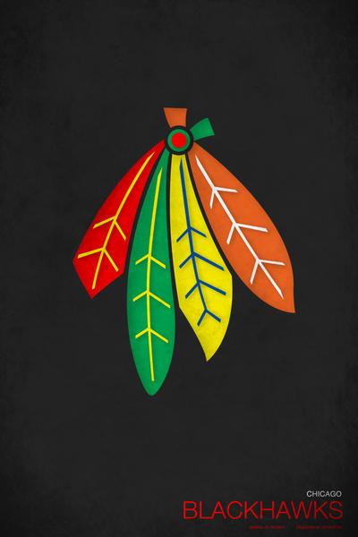 chicago blackhawks wallpaper border