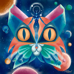 Kittie Constellation by Rallase