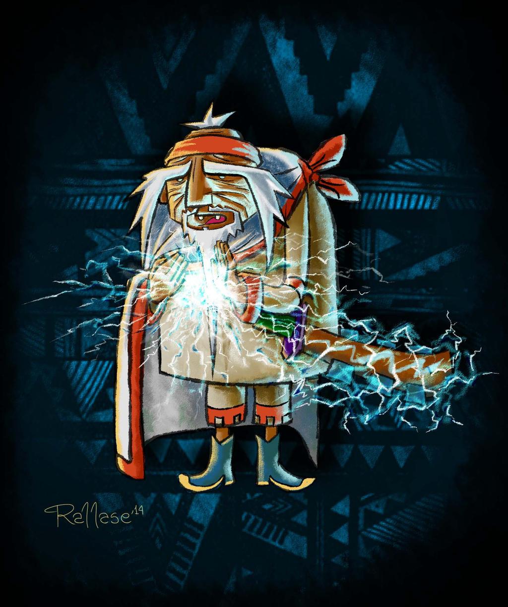 Thunder Elder