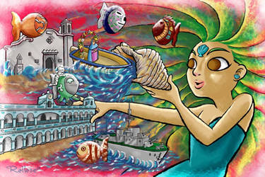 Ocean Maiden