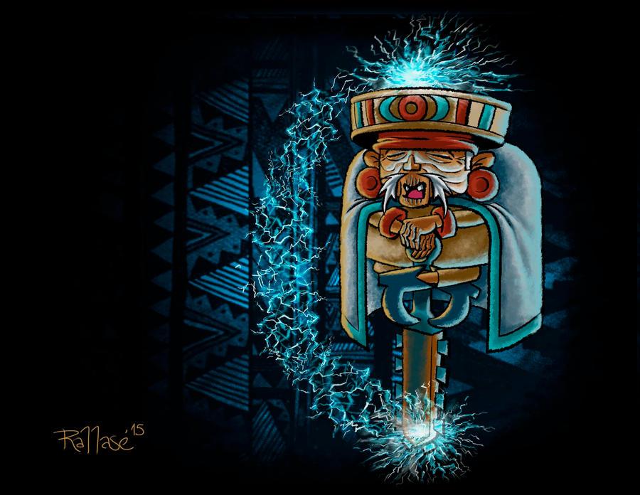 Trueno Sombrero by Rallase