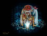 Blind Thunder Elder by Rallase