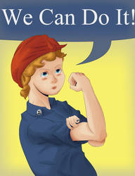 We Can Do It by notKingCole